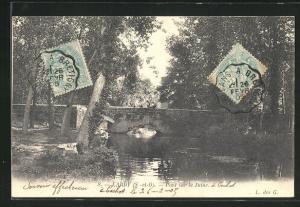AK Lardy, Pont sur la Juine