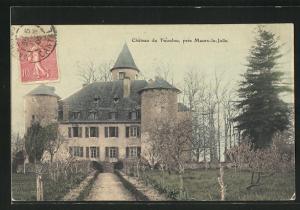AK Maurs-la-Jolie.Chateau du Tuoulou