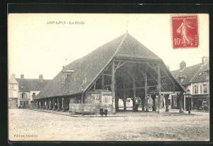 AK Arpajon, La Halle