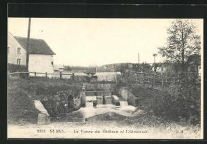 AK Bures, La Vanne du Chateau et l`Abreuvoir
