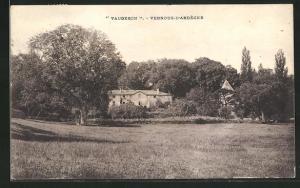 AK Vernoux-d`Ardeche, Villa Vaugeron