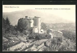 AK Danthsegure, Chateau de Danthsegure