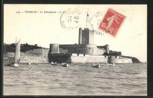 AK Fouras, Le Semaphore