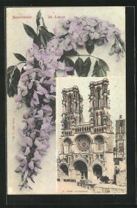 AK Laon, La Cathedrale