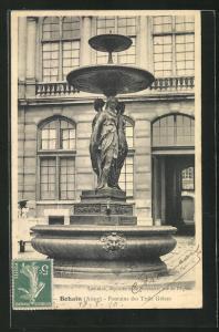 AK Bohain, Fontaine des Trois Graces