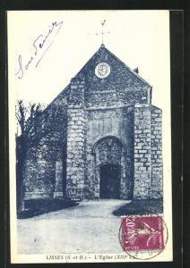 AK Lisses, L`Eglise (XIII. siecle)