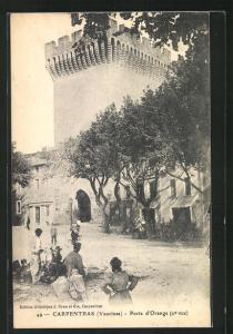AK Carpentras, Porte d`Orange