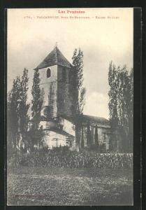 AK Valcabrere, L`Eglise St-Just