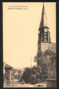 AK Raon-sur-Plaine, L`Eglise