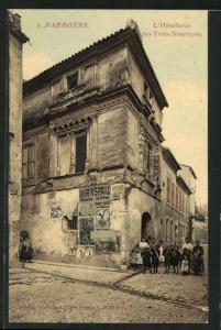 AK Narbonne, L`Hotellerie des Trois-Nourrices