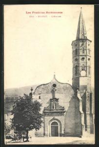 AK Massat, L`Eglise