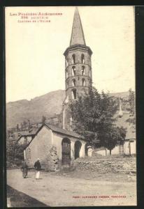 AK Seintein, Clocher de l`Eglise