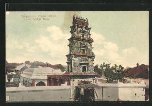 AK Singapore, Hindu Temple, South Bridge Road