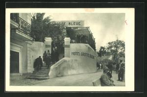 AK Capri, Hotel Grotte Bleue