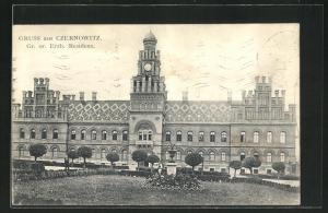 AK Czernowitz, Gr. or. Erzb. Residenz