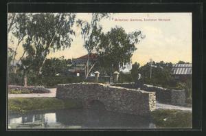 AK Lourenco Marques, Botanical Gardens
