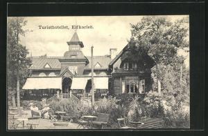 AK Elfkarleö, Turistikhotellet