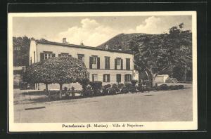 AK Portoferraio, Villa di Napoleone