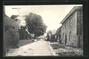 AK Avebury, Ortspartie