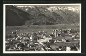 AK Condove, Panorama