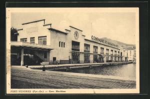 AK Port-Vendres, Gare Maritime