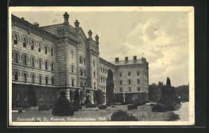 AK Eisenstadt, Kaserne, Kraftradschützen Batl. 2