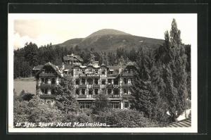 AK Igls, Sport-Hotel Maximilian
