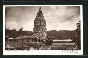 AK Penang, New Pagoda, Ayer Itam Temple