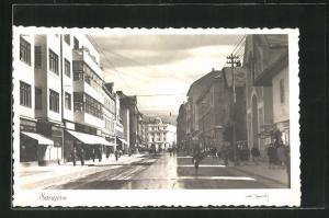 AK Sarajewo, Zemaljska Banka, Diotitove Ulice