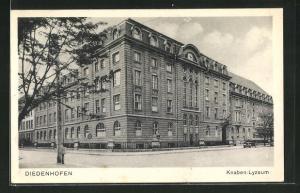 AK Diedenhofen, Knaben-Lyzeum