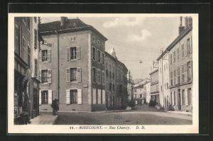 AK Mirecourt, Rue Chanzy
