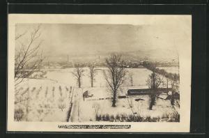 AK Maramaros, Gesamtansicht im Winter