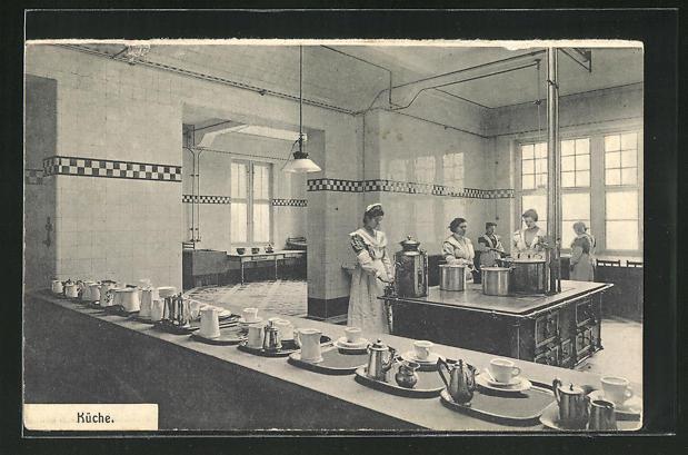 AK Astenet, St. Katharinenstfit, Küche 0