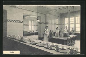 AK Astenet, St. Katharinenstfit, Küche