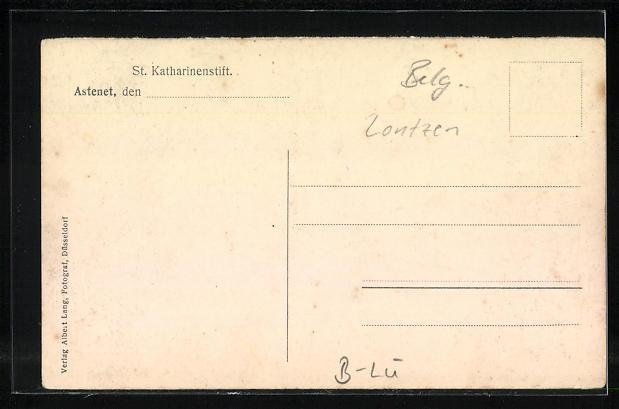 AK Astenet, St. Katharinenstfit, Küche 1