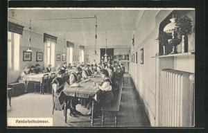 AK Astenet, St. Katharinenstfit, Handarbeitszimmer
