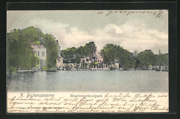 AK Z. Buitenspaarne, Haarlemerhoutpark 0