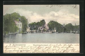 AK Z. Buitenspaarne, Haarlemerhoutpark