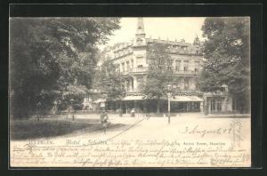 AK Haarlem, Hotel Scholten