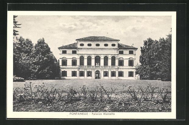 AK Fontanelle, Palazzo Marcello 0