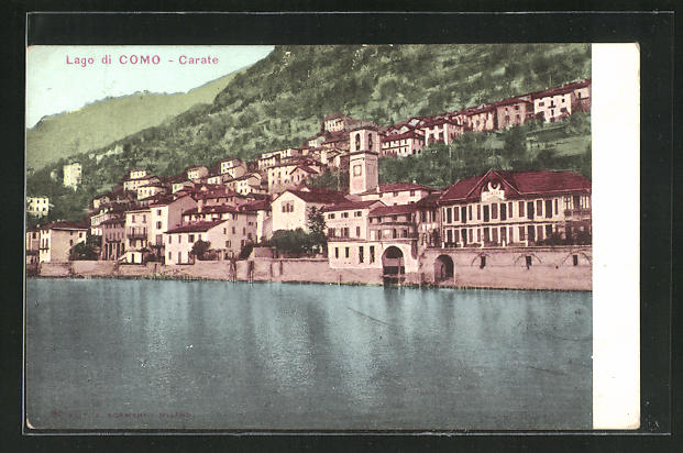 AK Carate, Lago di Como 0