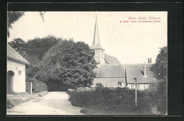 AK Ellecom, Herv. Kerk 0