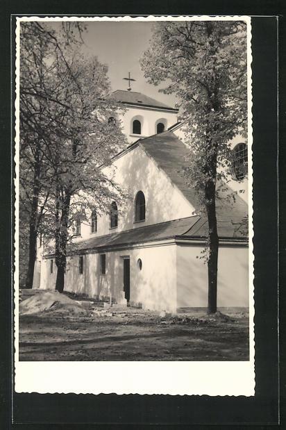 AK Gloggnitz, Katholisches Pfarramt, Christkönigskirche 0