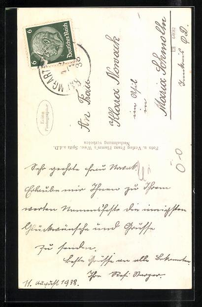 AK Baumgartenberg, Stift mit Tor 1