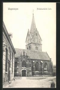 AK Wageningen, Protestantsche kerk