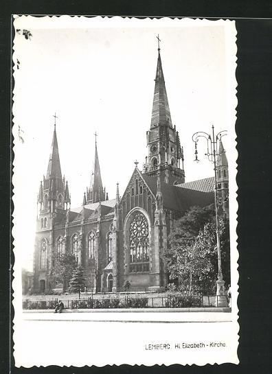AK Lemberg, Hl. Elizabeth-Kirche 0