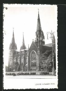 AK Lemberg, Hl. Elizabeth-Kirche