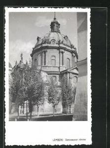 AK Lemberg, Dominikaner-Kirche
