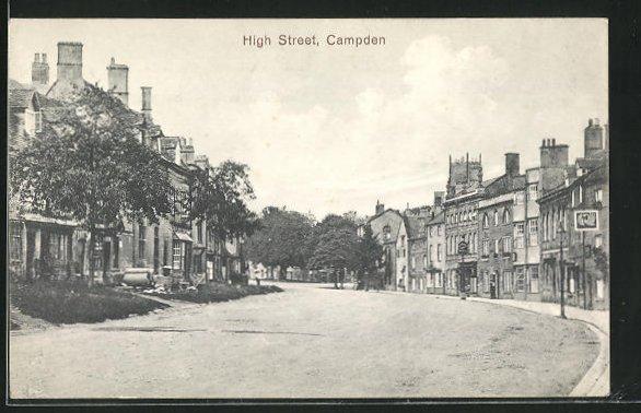 AK Campden, View of High Street 0