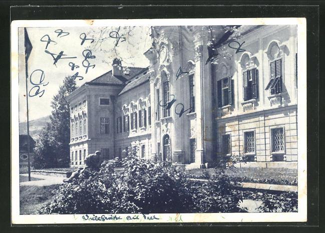 AK Stubenberg, Bereichssportschule Schloss Schielleiten 0